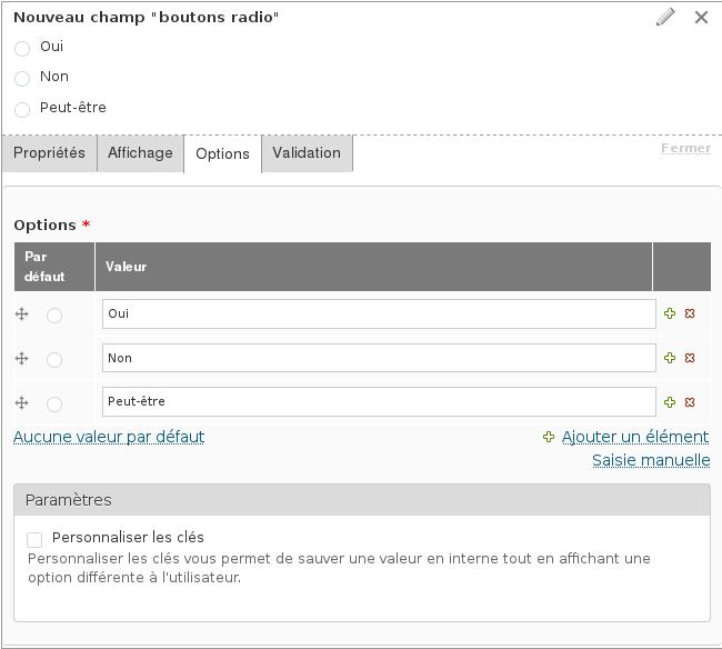 texte étiquette temps de réponse date